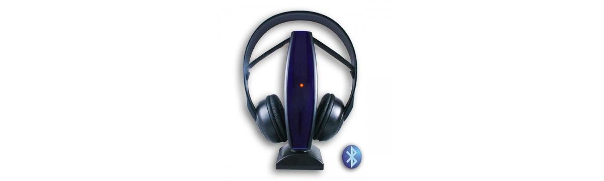 Беспроводные цифровые стереонаушники с FM радио